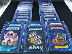 26 Card Topps Chrome Sapphire Garbage Pail Kids Os1 Starter Set Lot Free Ship