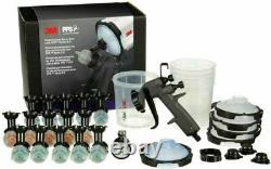 3M 26778 Performance Spray Gun Starter Kit With PPS 2.0 Paint Spray Cup System