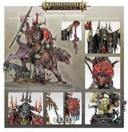 80-03 Warhammer Age Of Sigmar Dominion (English) Starter Box Set