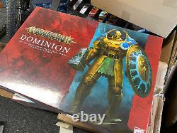 Age Of Sigmar Dominion. New. Inc. Launch bonus items