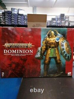 Age Of Sigmar Dominion New and Sealed