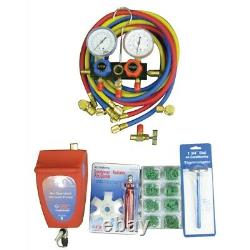 Air Conditioning Starter Tool Set FJCKIT4 Brand New