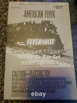 American flyer polar express Train set By Lionel