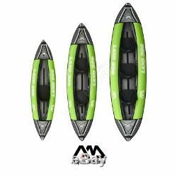 Aqua Marina Laxo 2er Kajak Starter Set Kanu Tourenkajak Paddelboot Ruderboot