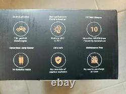 Autowit 12V Portable Batteryless Car Jump Starter Supercap Booster Pack 700A Pk
