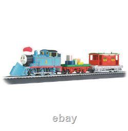 Bachmann 00755 HO Scale Thomas Christmas Train Set