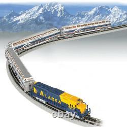Bachmann 24023 McKinley Explorer Train Set N Scale