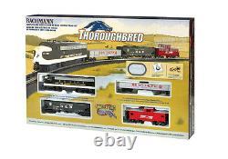Bachmann HO Scale Thoroughbred Norfolk Southern Train Set NEW 00691