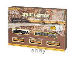 Bachmann N Durango & Silverton Steam Train Set 24020