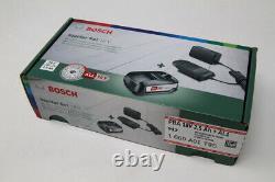 Bosch Akku Starter-Set (1X 2,5 Ah Akku, 18 Volt System, Ladegerät)