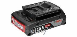 Bosch Professional Akku-Starter-Set GBA 18 V 2 Ah & ProCore 18 V 4 Ah