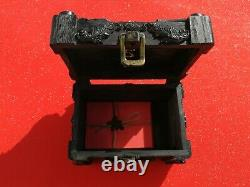 Box witchcraft kit starter ritual magic wicca pagan altar witch vampire wood set