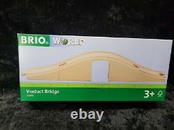 Brio World CUSTOM Wooden Railway AWESOME MASTER STARTER TRAIN SET 8 PEICES IN AL