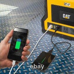 CAT 1000 Peak Amp Professional Jump Starter and Compressor + FREE POSTAGE