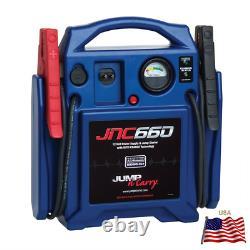 Clore Automotive Jump-N-Carry JNC660 1700 Peak Amp 12 Volt Jump Starter Boost