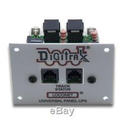 Digitrax New 2020 EVO Evolution Advanced 5/8A Starter Set, DCS210, DT500, PS615