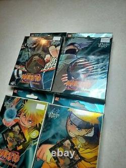Dream Legacy Starter Set Theme Deck Naruto CCG Card Game Lot of 4 Kakashi A B
