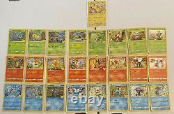 FULL SET McDonalds Pokemon 25th Anniversary HOLO SET Mint