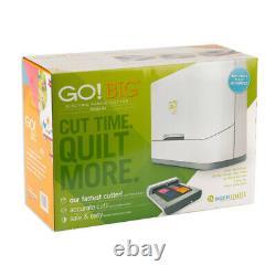 GO! Big Electric Fabric Cutter Starter Set