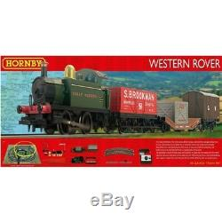 HORNBY R1211 Western Rover Electric Model Train Set OO Scale