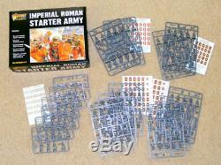 Hail Caesar WGA-IR-1 Imperial Roman Starter Army (Box Set) Warlord Games Romans