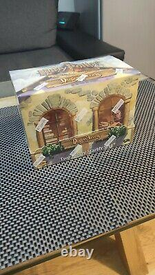 Harry Potter Diagon Alley Booster starter Set TCG Trading Cards WOTC chamber