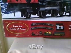 Hornby R1185 Santa Express train set BNIB