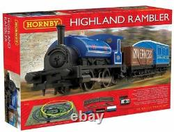 Hornby R1220 The Highland Rambler Complete Starter Train Set