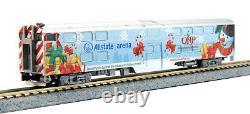 KATO 1062016 N 2016 Operation North Pole Christmas Train LOCO & 3 CARS 106-2016