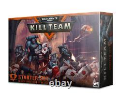 Kill Team Starter Set Warhammer 40K New 2019 Edition