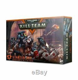 Kill Team Starter Set Warhammer 40k Brand New! 102-10-60