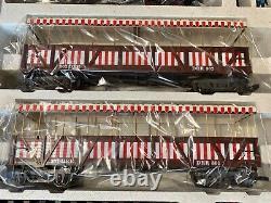 LGB 72350 Disney Starter Set Disneyland Fred Gurley Forney & 2 Sight-Seeing Cars