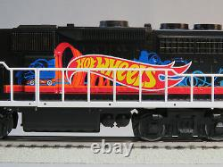 LIONEL HOT WHEELS LIONCHIEF BLUETOOTH DIESEL ENGINE O GAUGE train car 6-84700-E