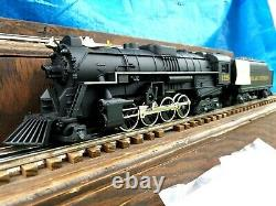 LIONEL POLAR EXPRESS LION CHIEF LOCOMOTIVE ENGINE and Tender with Bluetooth