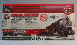 LIONEL SANTA FREIGHT LINES LIONCHIEF BLUETOOTH TRAIN SET O GAUGE fe 6-84787 NEW