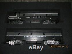Lgb #70657 New York Central 20th Century Train Set With Sound Ln 230/400