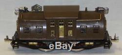 Lionel 352 PreWar Standard Gauge New York Central Train Set With Box