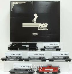 Lionel 6-11718 Norfolk Southern Intermodal Dash-8 O Gauge Diesel Train Set MT