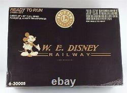 Lionel 6-30005 W. E. Disney Railway Train Set Limited Edition O27 Gauge NEW