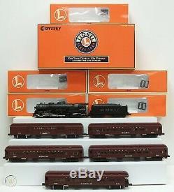 Lionel 6-31705 NYC 4-6-4 Hudson #5344 50th Anniversary Passenger Train Set