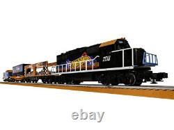 Lionel 6-84700 Hot Wheels LionChief O Gauge Diesel Train Set with Bluetooth
