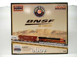 Lionel Bnsf Legacy Es44ac Diesel Locomotive Oil Train Set O Gauge 1922060 New
