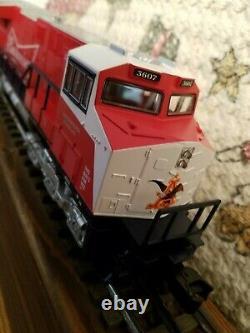 Lionel Budweiser Et44c4 Tier 4 Lion Chief Set 2023030 No Track/ No Transformer