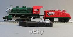 Lionel Christmas Express Lionchief Bluetooth Engine & Tender O Gauge 6-82982-e