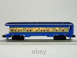 Lionel Lionchief O Gauge Blue Comet Train Set Bluetooth Steam 4-4-2 1923070 New