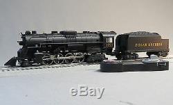 Lionel Polar Express Lionchief Bluetooth Steam Engine & Tender O Gauge 6-84328-e