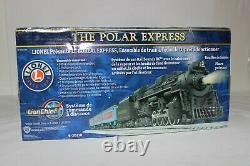 Lionel Polar Express Lionchief Remote Control Train Set O Gauge 6-30218 (nib)