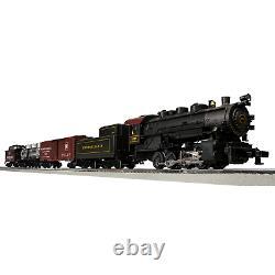 Lionel Trains Pennsylvania Flyer Bluetooth 8-0 Freight Locomotive Train Set