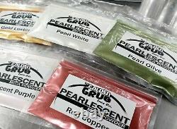 Liquid Plastic MEGA MOLD STARTER SET 4 Cavity plastisol fishing lure making kit
