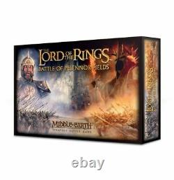 Lord of the Rings Battle of Pelennor Fields Lord of the Rings Games Workshop